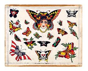 タトゥーフラッシュの画像